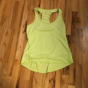 Athletica tank top